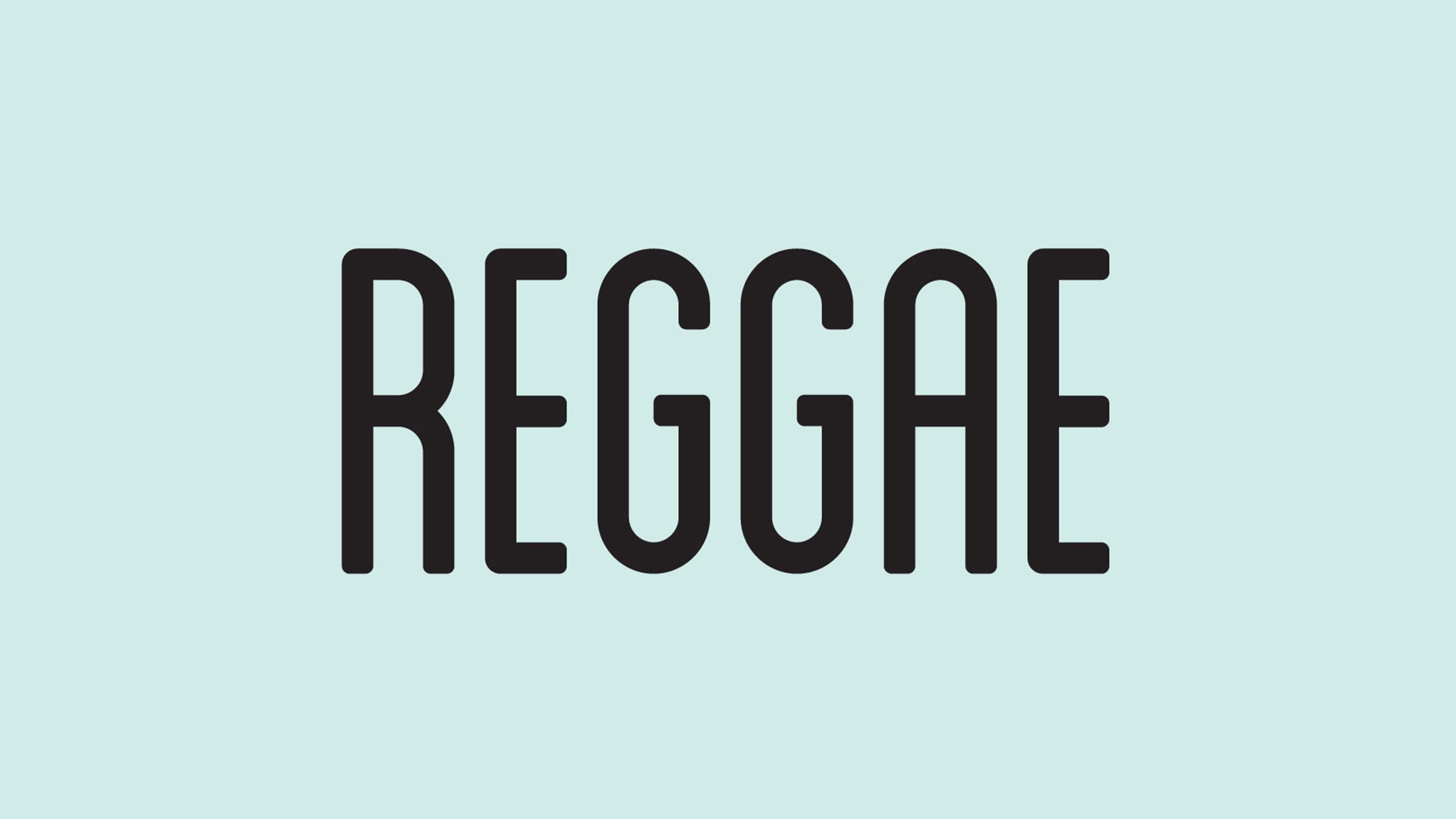 type reggae